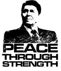 BLOG POST - Peace Through Strength