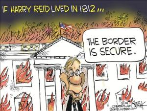 BLOG POST - The Border Is Secure