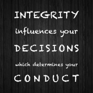 Blog Post - Integrity Influence