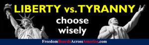 Blog Post - Freedom or Tyranny