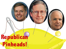 Blog Post - Republican Pinheads