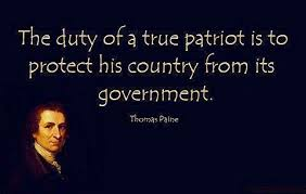 Blog Posst - Thomas Paine