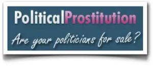 Blog Post - Political Prostitution
