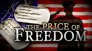 Blog Post - Price of Freedom