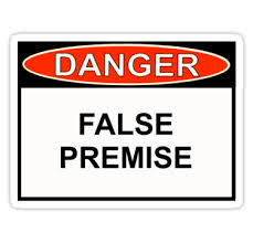 Blog Post - False Premise