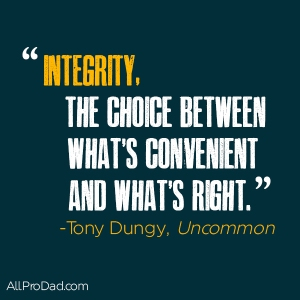 Blog Post - Integrity
