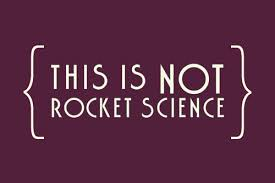 Blog Post - Not Rocket Science