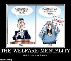 Blog Post 1 - Welfare State