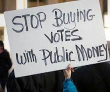 Blog Post 4 - Vote Buying