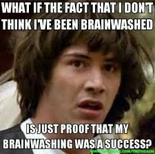 Blog Post B - Brain Washed
