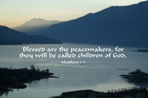 Blog Post - Peacemakers