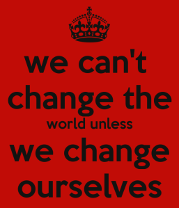 Blog Post 2 - Change