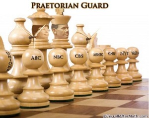 Blog Post 3 - Prateorian Guard