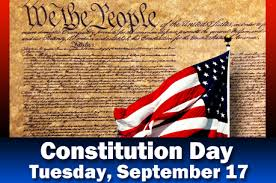 Blog Post - Constitution Day