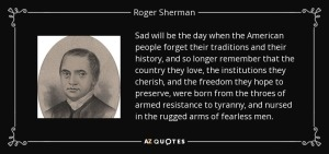 Blog Post - Roger Sherman Legacy