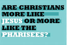 Spiritual Blog - Pharisee