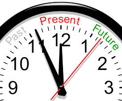 Blog Post  - Past Present Future