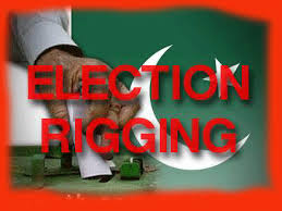 Blog Post 2 - Elections Rigged