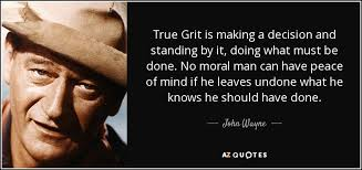 Blog Post 2 - John Wayne
