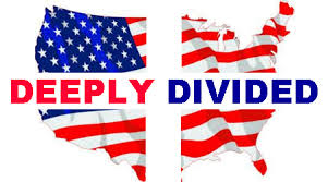 Blog Post 3 - Divided America