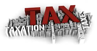 BLOG POST 2 - TAXATION