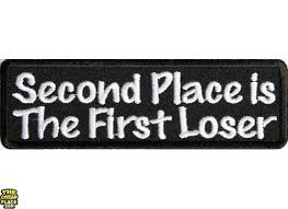 Blog Post - First Loser