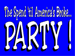 BLOG POST - Spend Til Broke Party