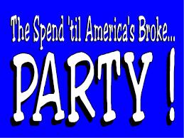 BLOG POST - Spend Til Broke Party