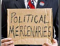 BLOG POST 2 - Political Mercenaries