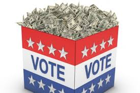 BLOG POST 2 - Vote for Money