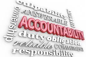 BLOG POST - Accountability