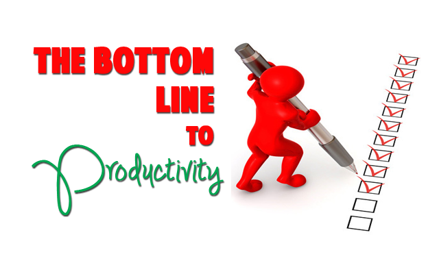 BLOG POST - Bottom Line
