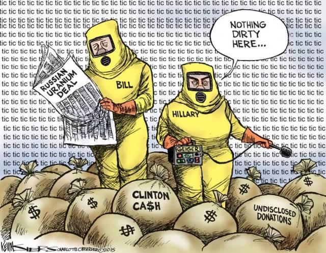 BLOG POST - Clinton Cash