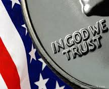 BLOG POSt 1 - In God We TRust