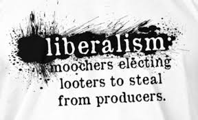 BLOG POST 1 - Liberalism Moochers