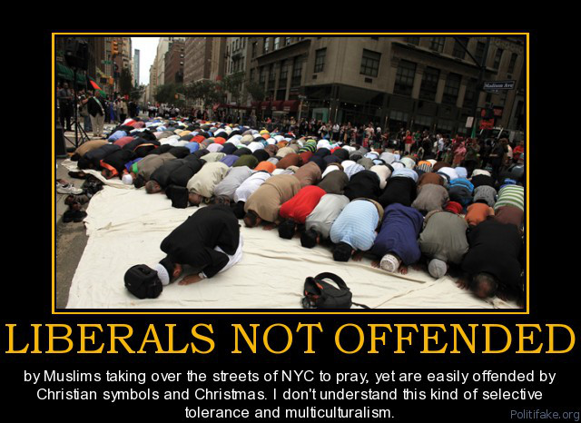 BLOG POST 1 - OFFENDING LIBERALS