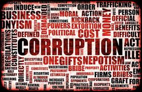 BLOG POST 7 - Corruption