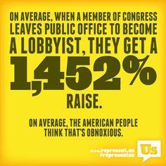 BLOG POST 7 - Lobbyist