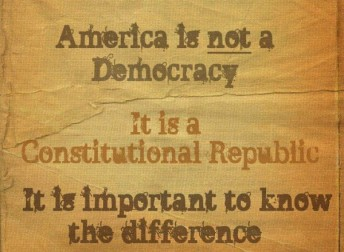 BLOG POST 3 - Constitutional Republic