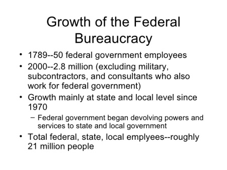 federal-bureaucracy