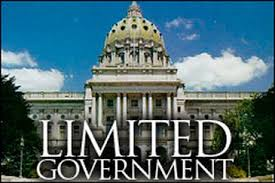 BLOG POST 1 - Limited Government