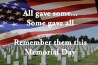 BLOG POST 1 - Memorial Day