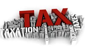 BLOG POST 1 - Tax Rates