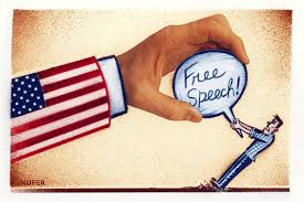 BLOG POST 2 - Freedom of Speech Restrictions