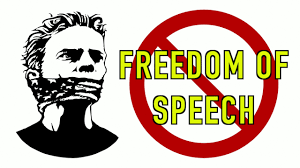 BLOG POST 2 - Freedom of Speech