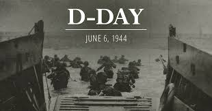 BLOG POST 1 - D-Day