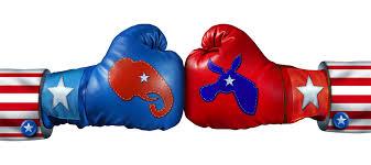 BLOG POST 1 - Democrat vs Republican