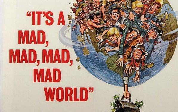 BLOG POST 6 - Mad Mad Mad World