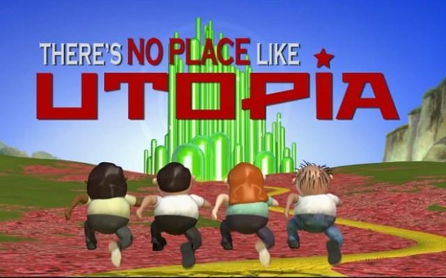 BLOG POST 3 - utopia