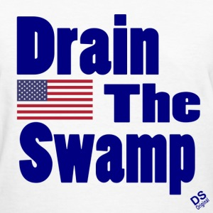 BLOG POST 1 - Drain the Swamp